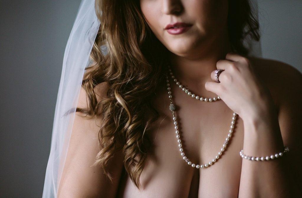 boudoir shoot